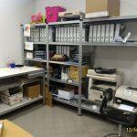 Scaffalatura ufficio