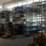 Scaffalatura per magazzino