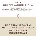 Catalogo Pelletteria: Soluzioni per il settore della pelletteria industriale