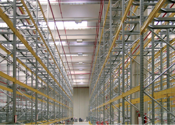 Catalogo Superbo pallet racking